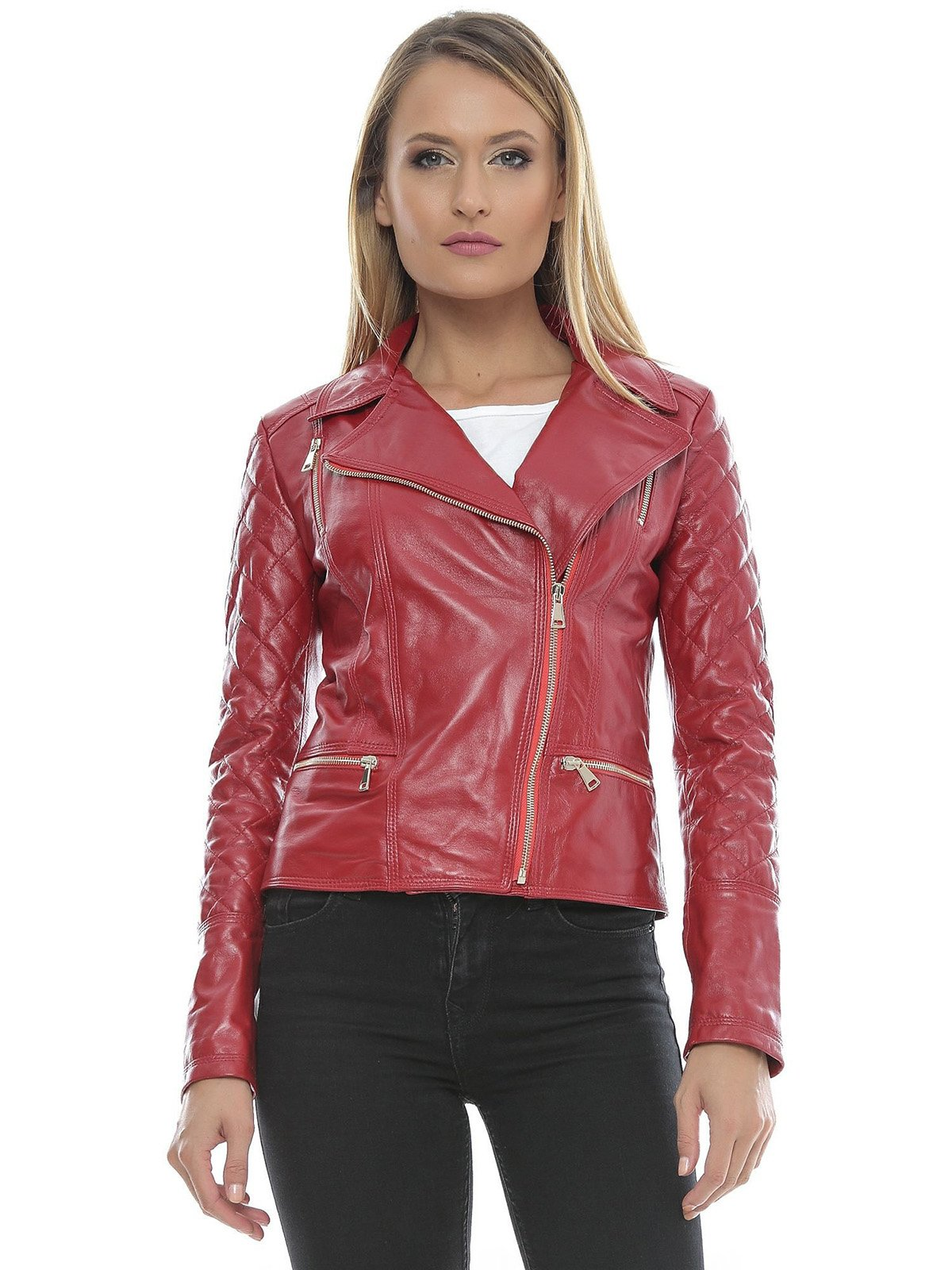 Куртка красная | 3674546 | фото 2