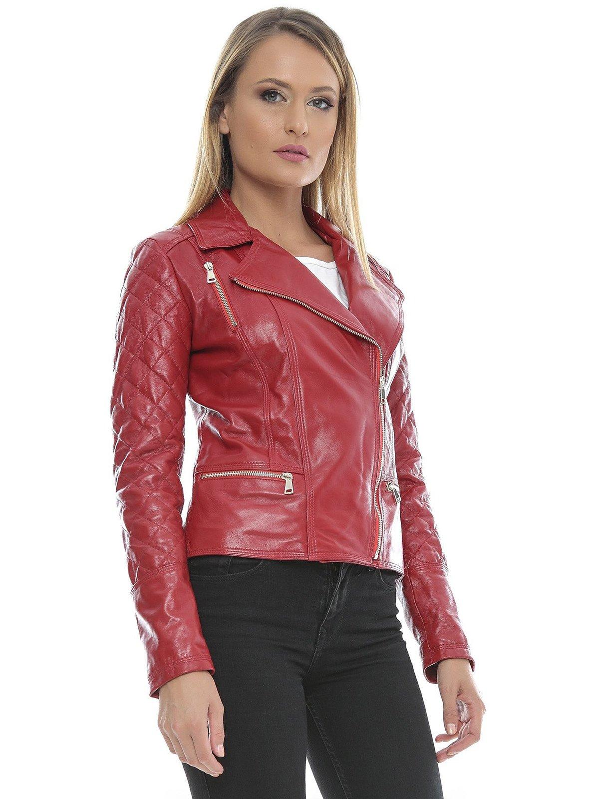 Куртка красная | 3674546 | фото 4