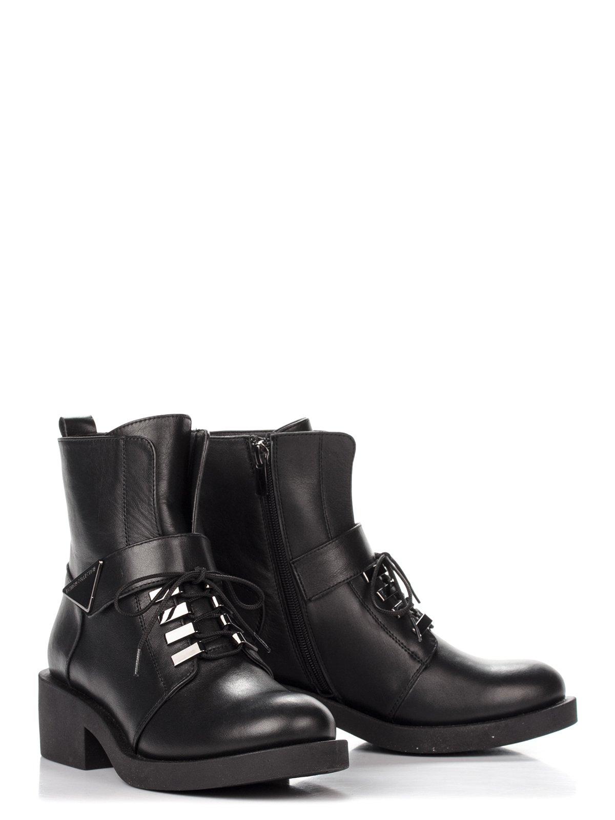 Ботинки черные | 3675915