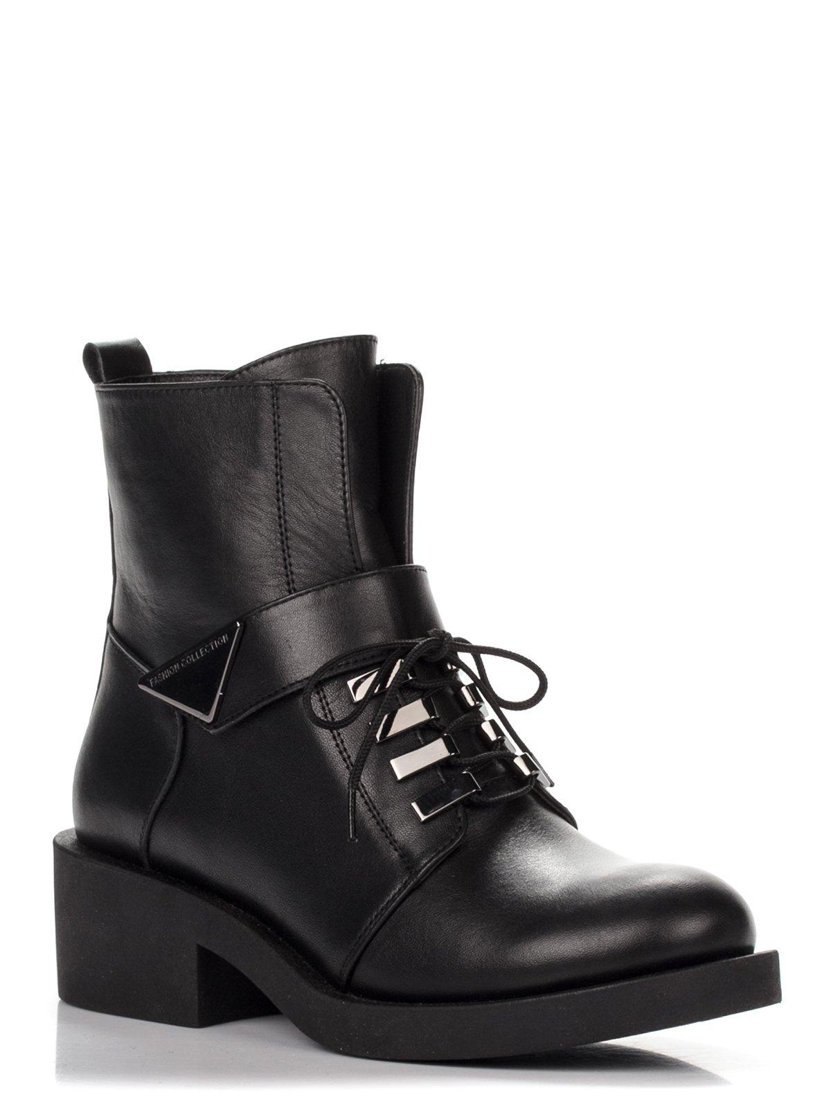 Ботинки черные | 3675915 | фото 2