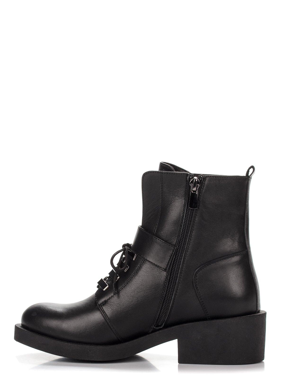 Ботинки черные | 3675915 | фото 3