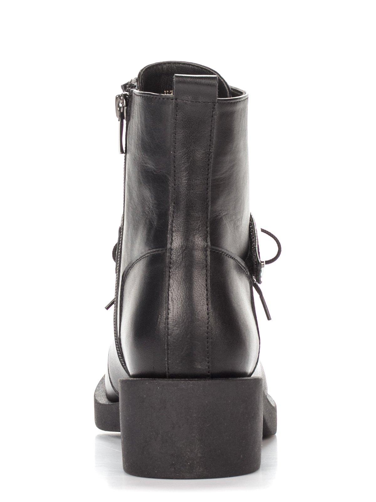 Ботинки черные | 3675915 | фото 4