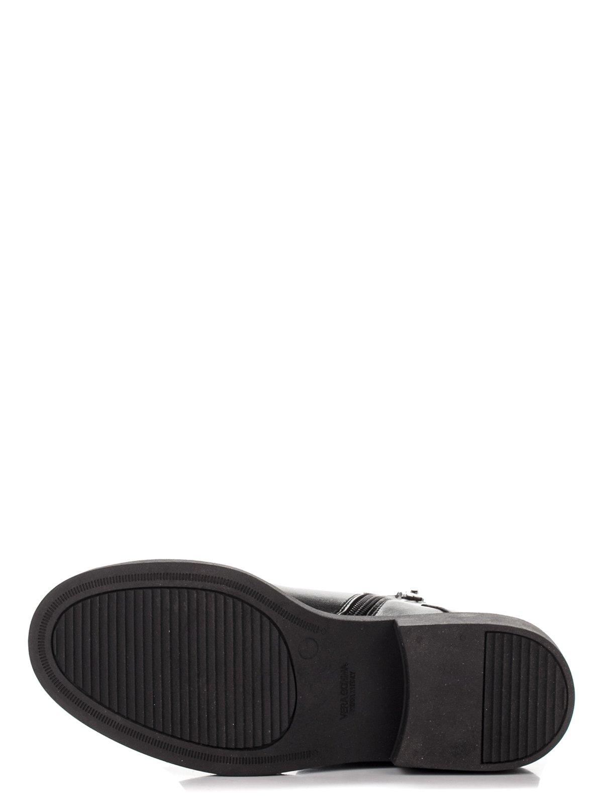 Ботинки черные | 3675915 | фото 5
