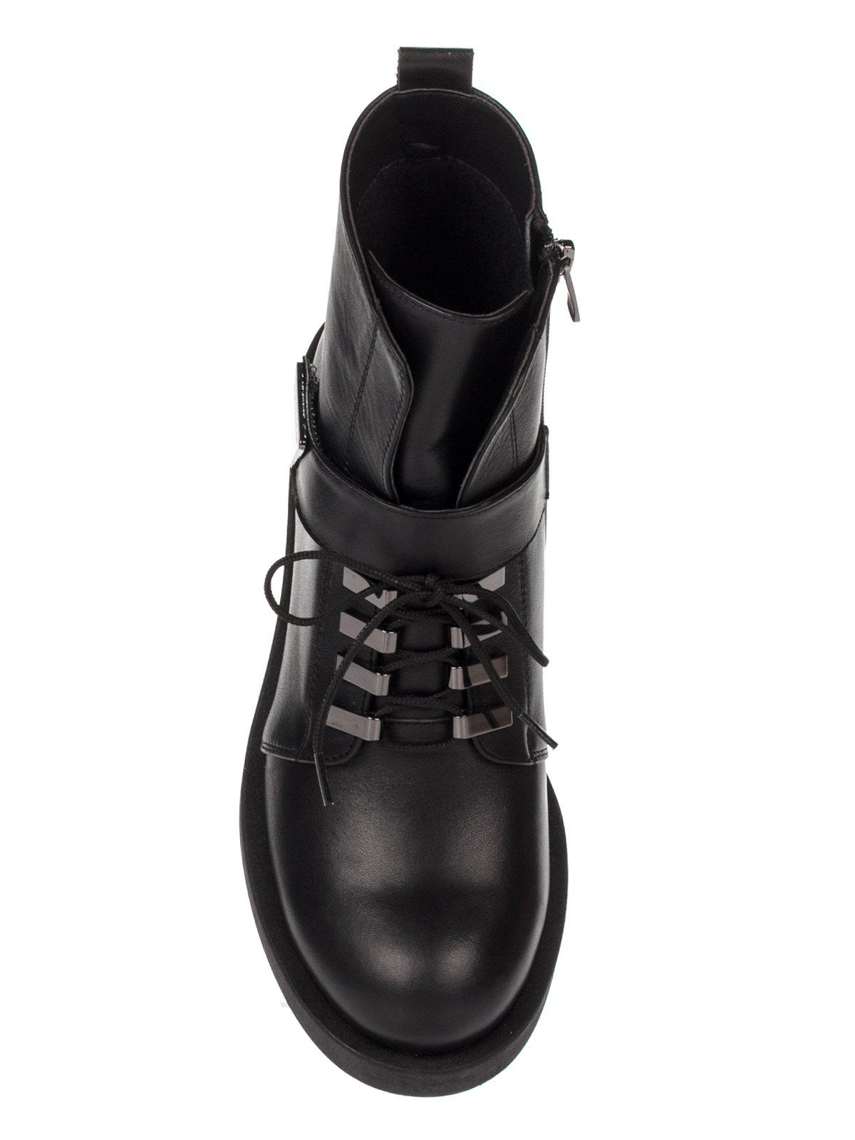 Ботинки черные | 3675915 | фото 6