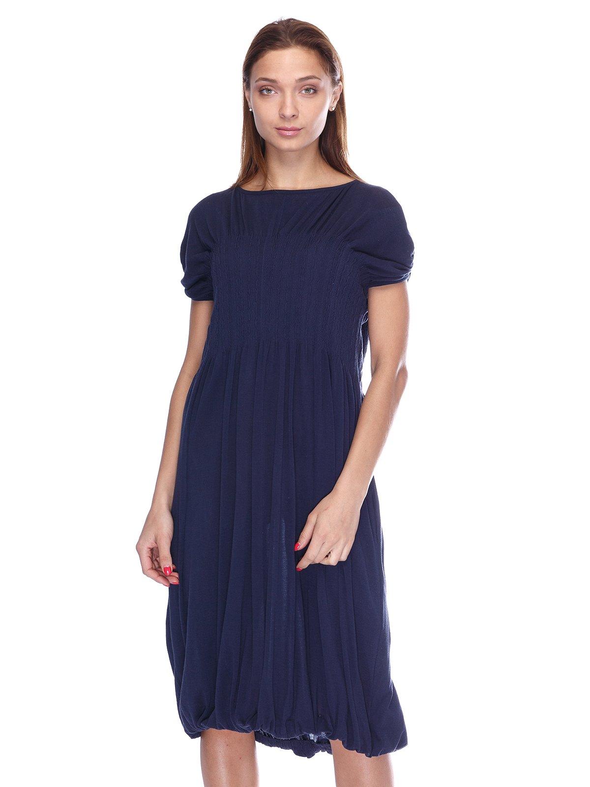 Платье синее | 3445409