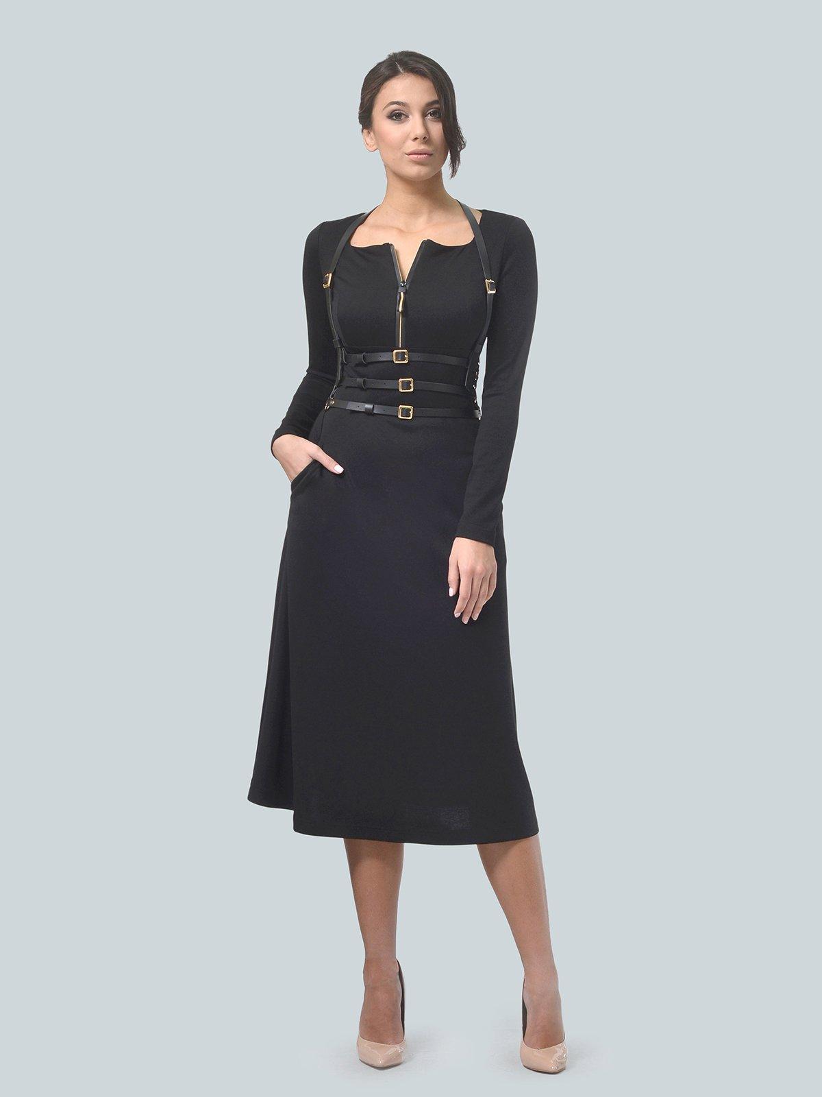 Сукня чорна | 3683587