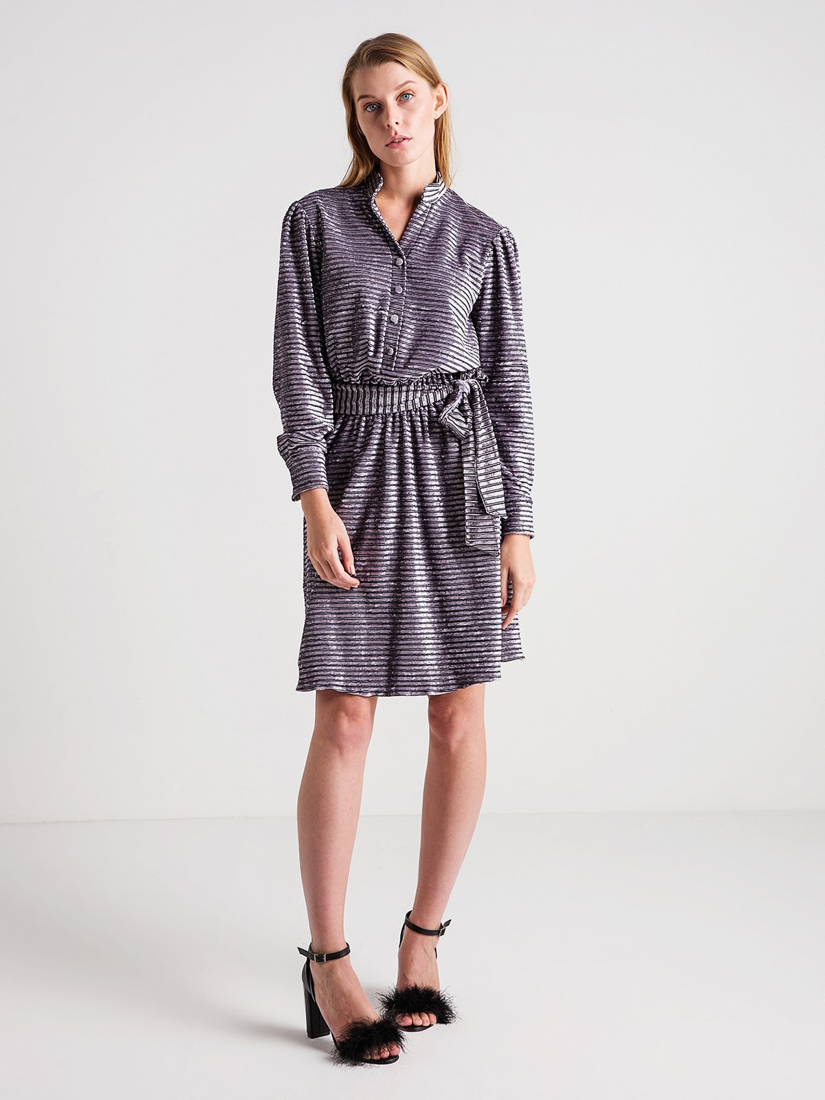 Сукня сіра   3682937