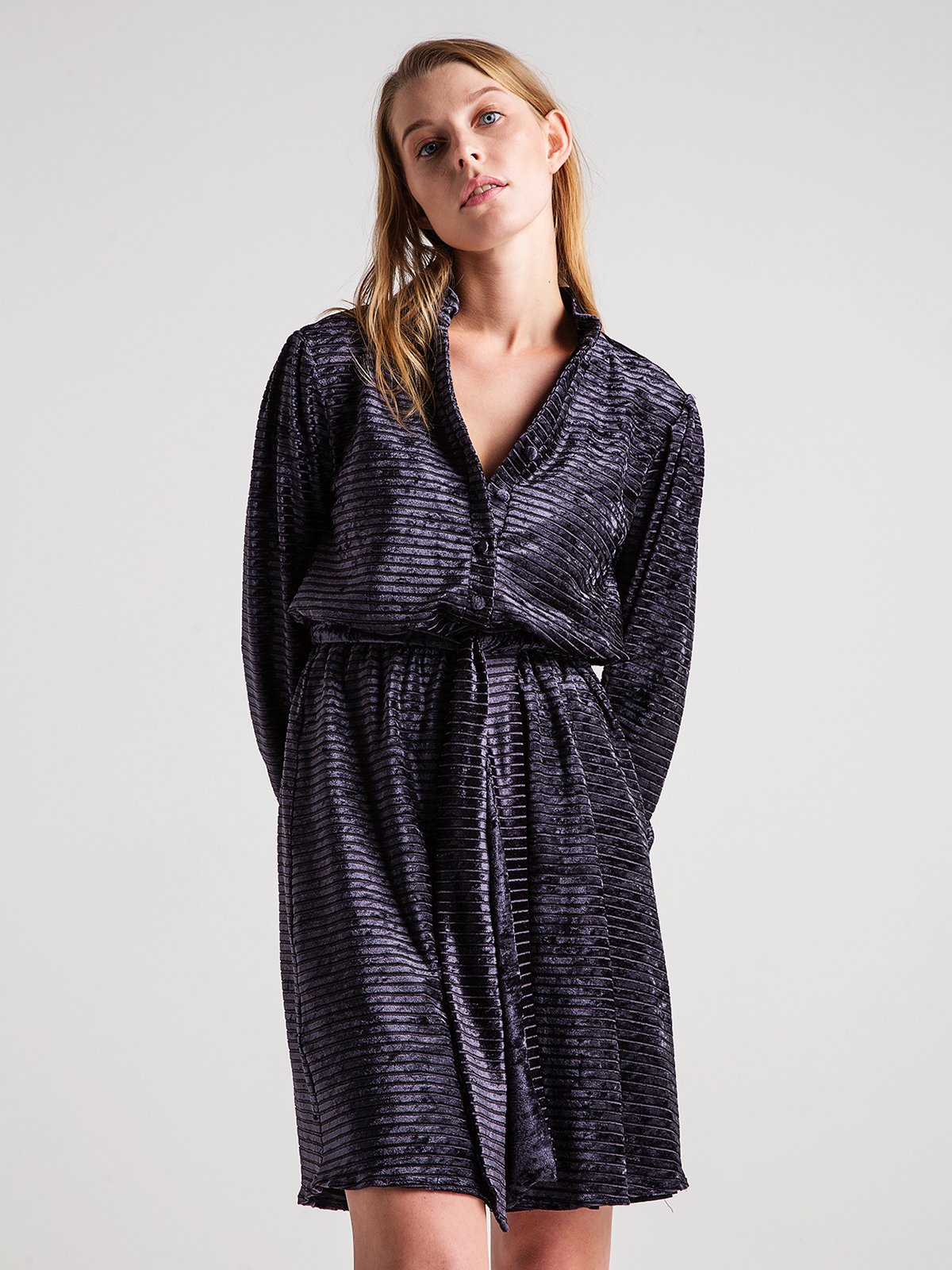 Сукня темно-синя | 3682938