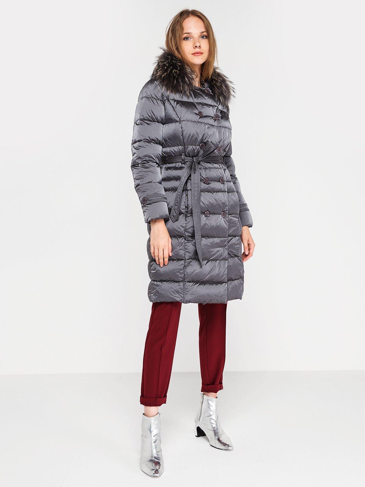Пальто серое | 3682870