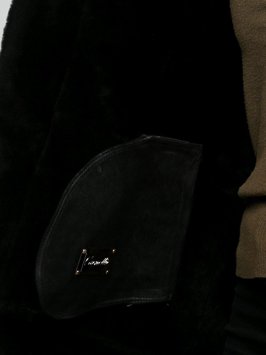 Дубленка черная | 3676412 | фото 3
