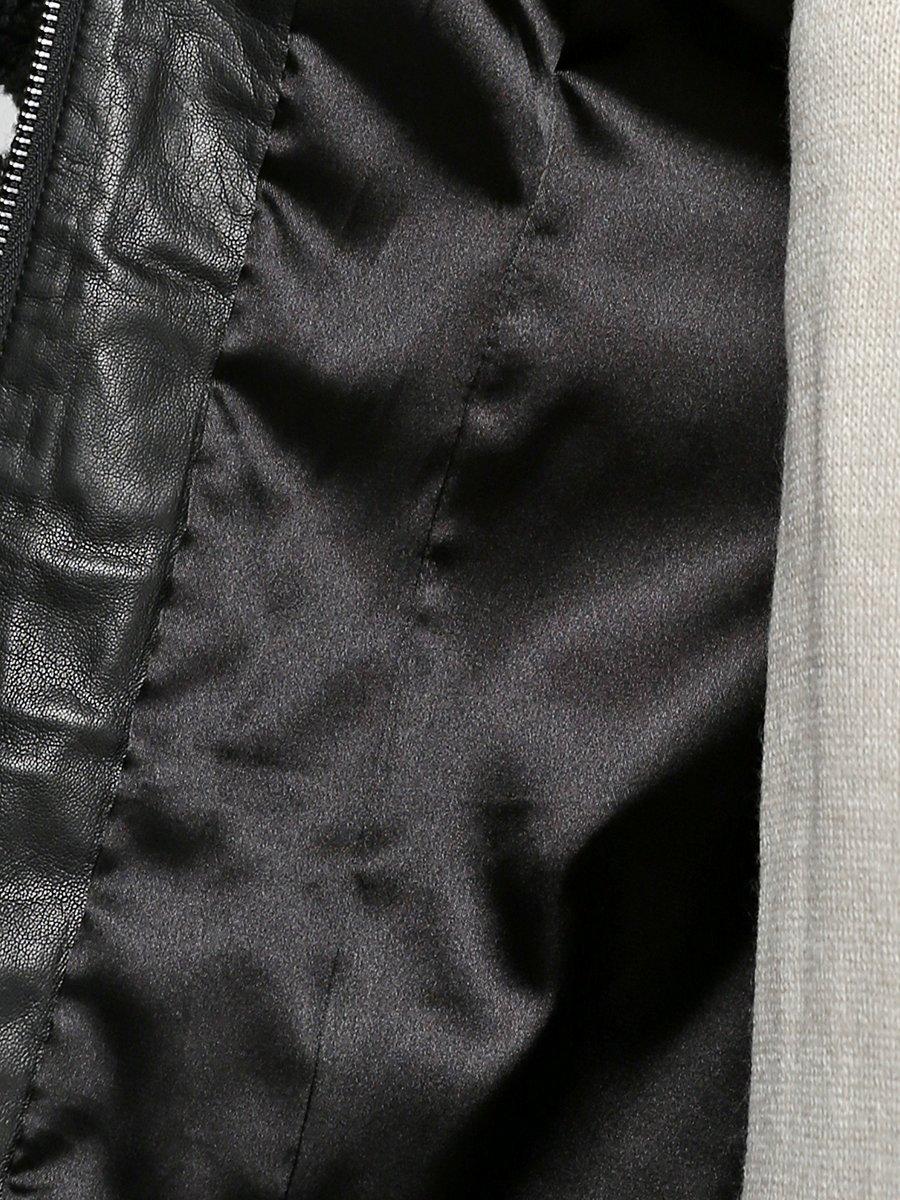 Дубленка черная   3676501   фото 3