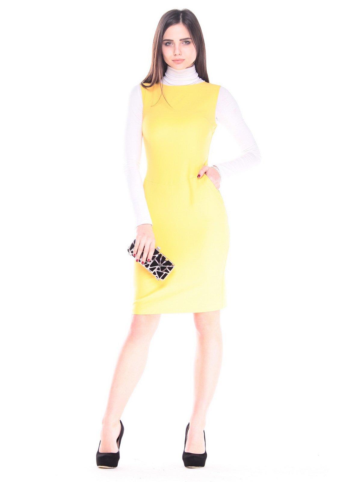 Сукня жовта | 3686794