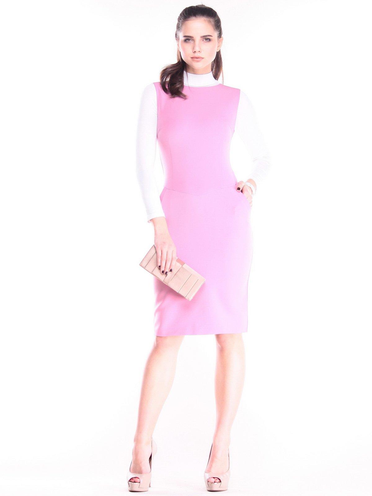 Сукня кольору рожевого серпанку   3686799