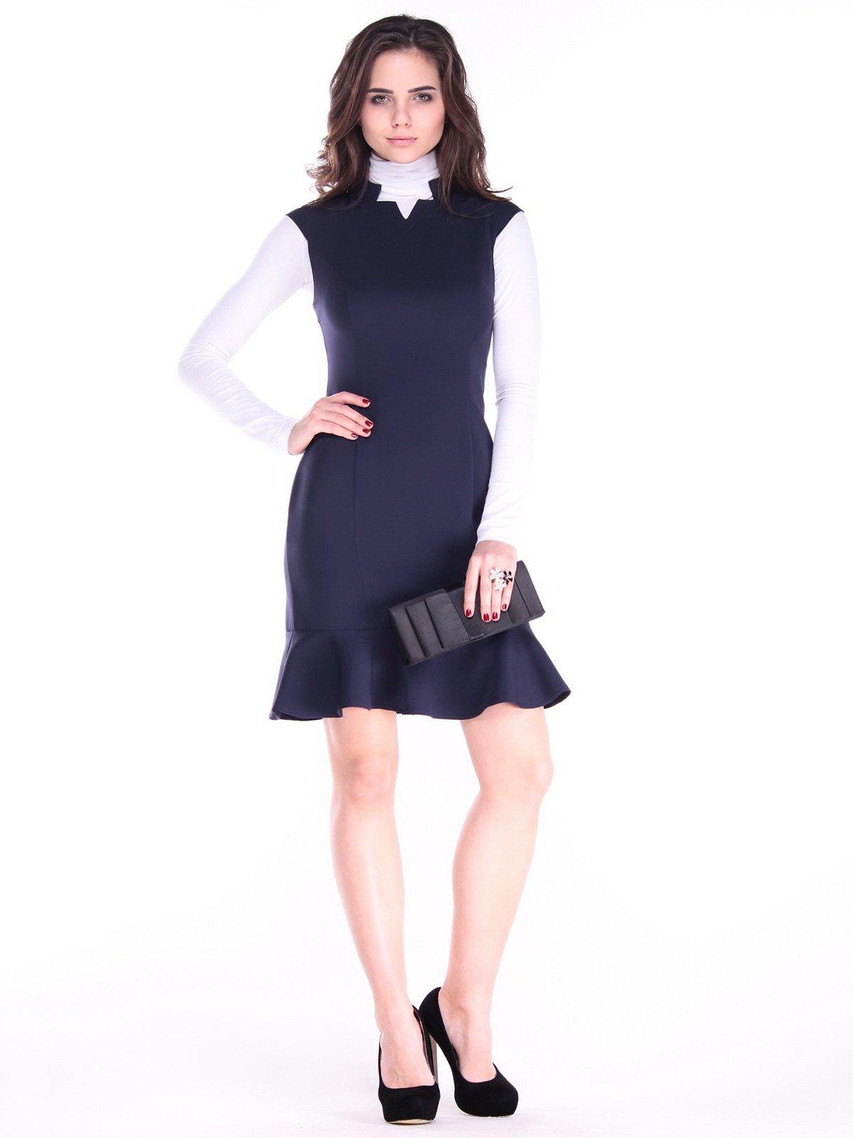 Сукня темно-синя | 3686803