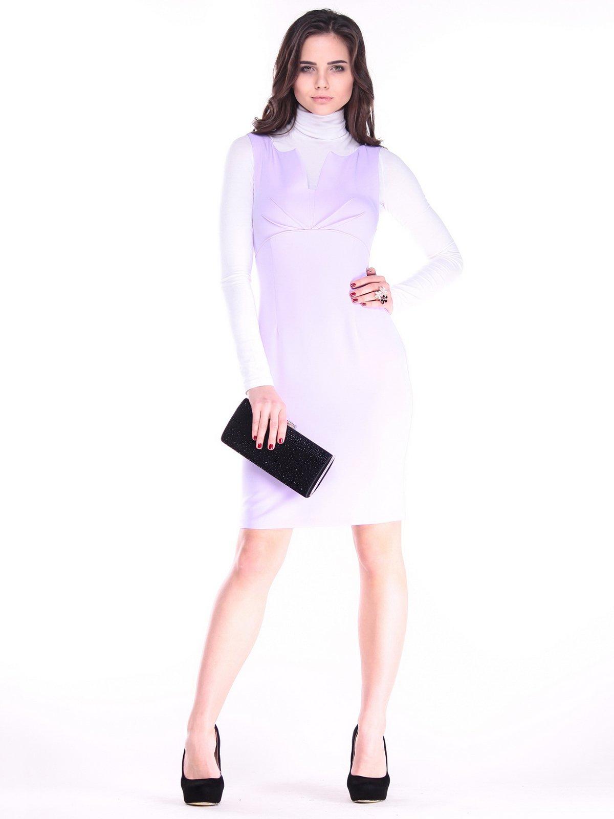 Сукня світло-бузкова | 3686807
