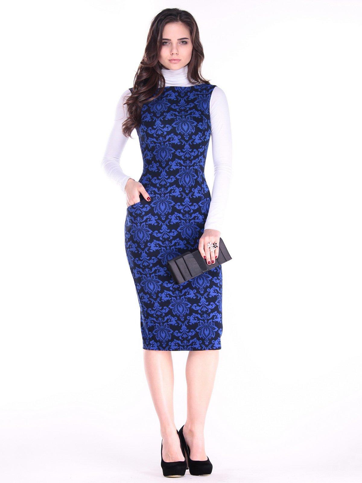 Сукня в принт | 3686855