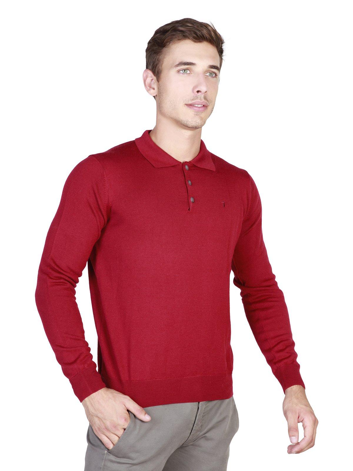 Джемпер-поло червоний   3688867