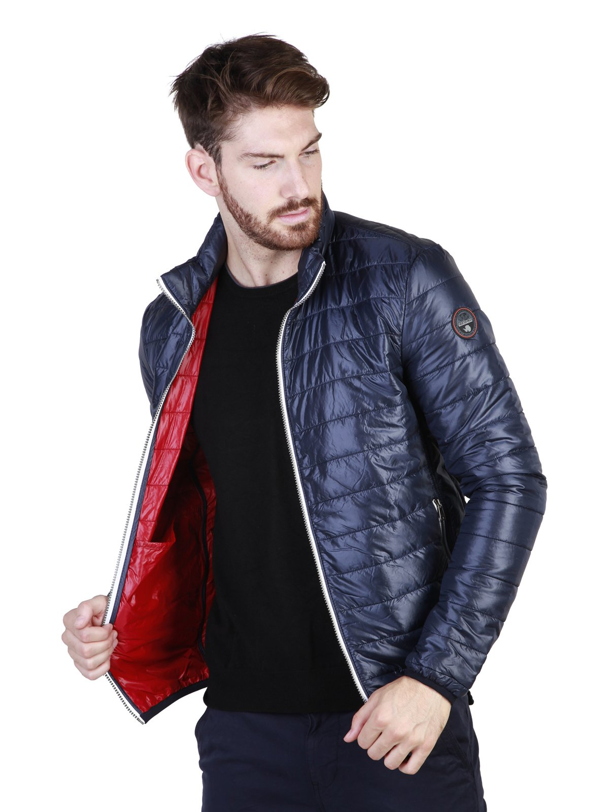 Куртка синя | 3689107