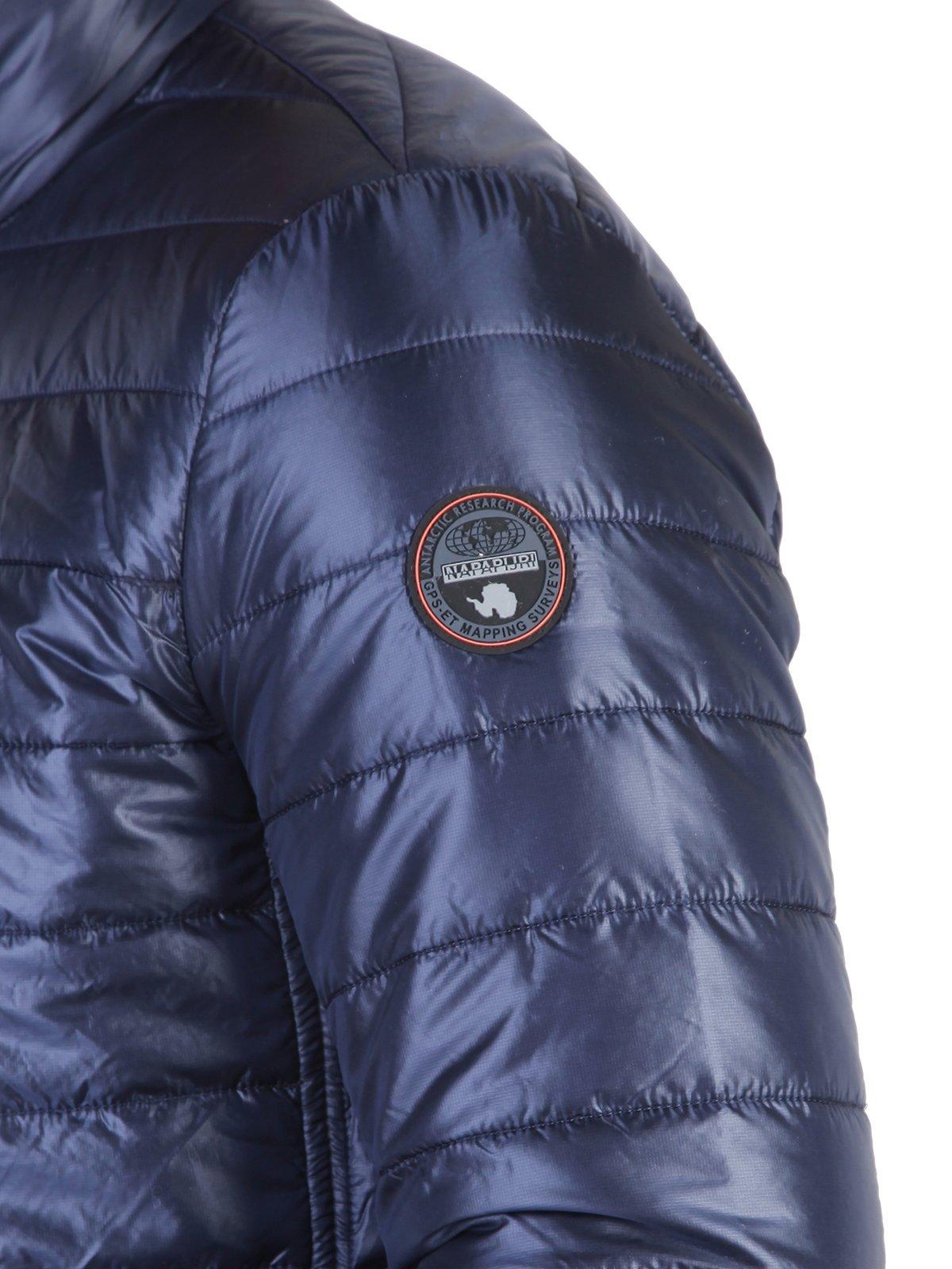 Куртка синяя   3689107   фото 4