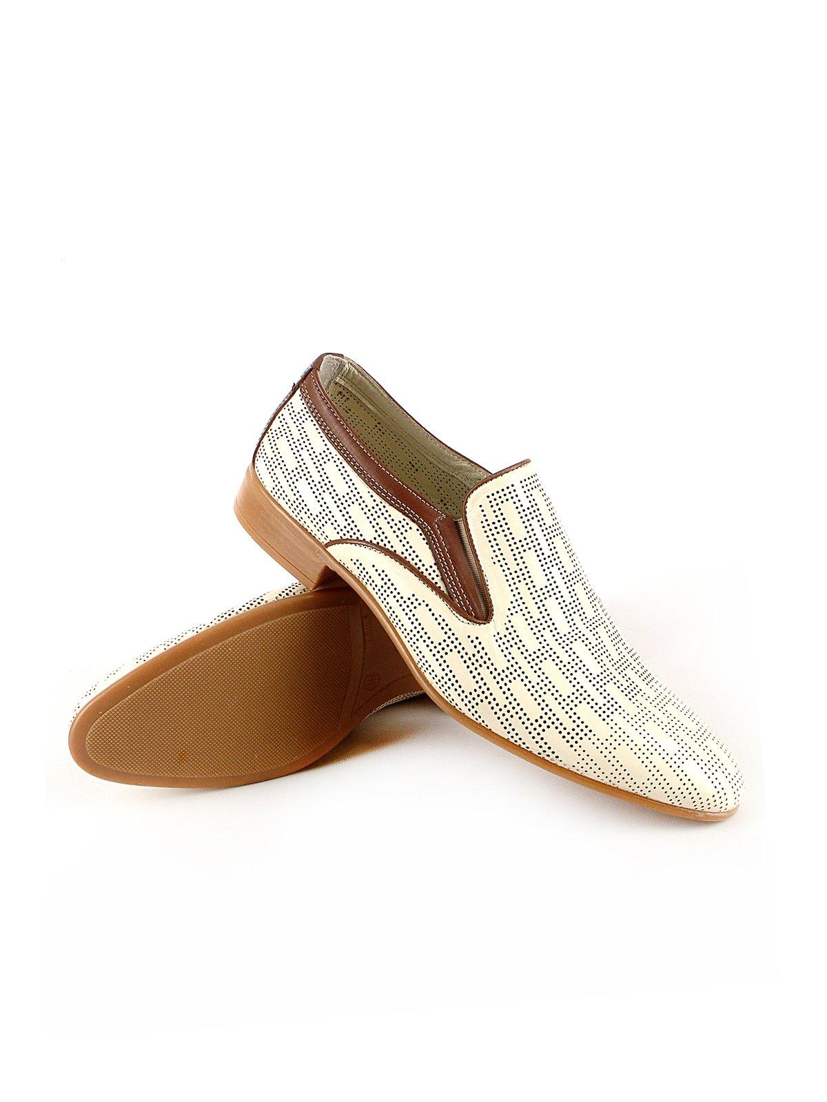Туфли бежевые | 2816880