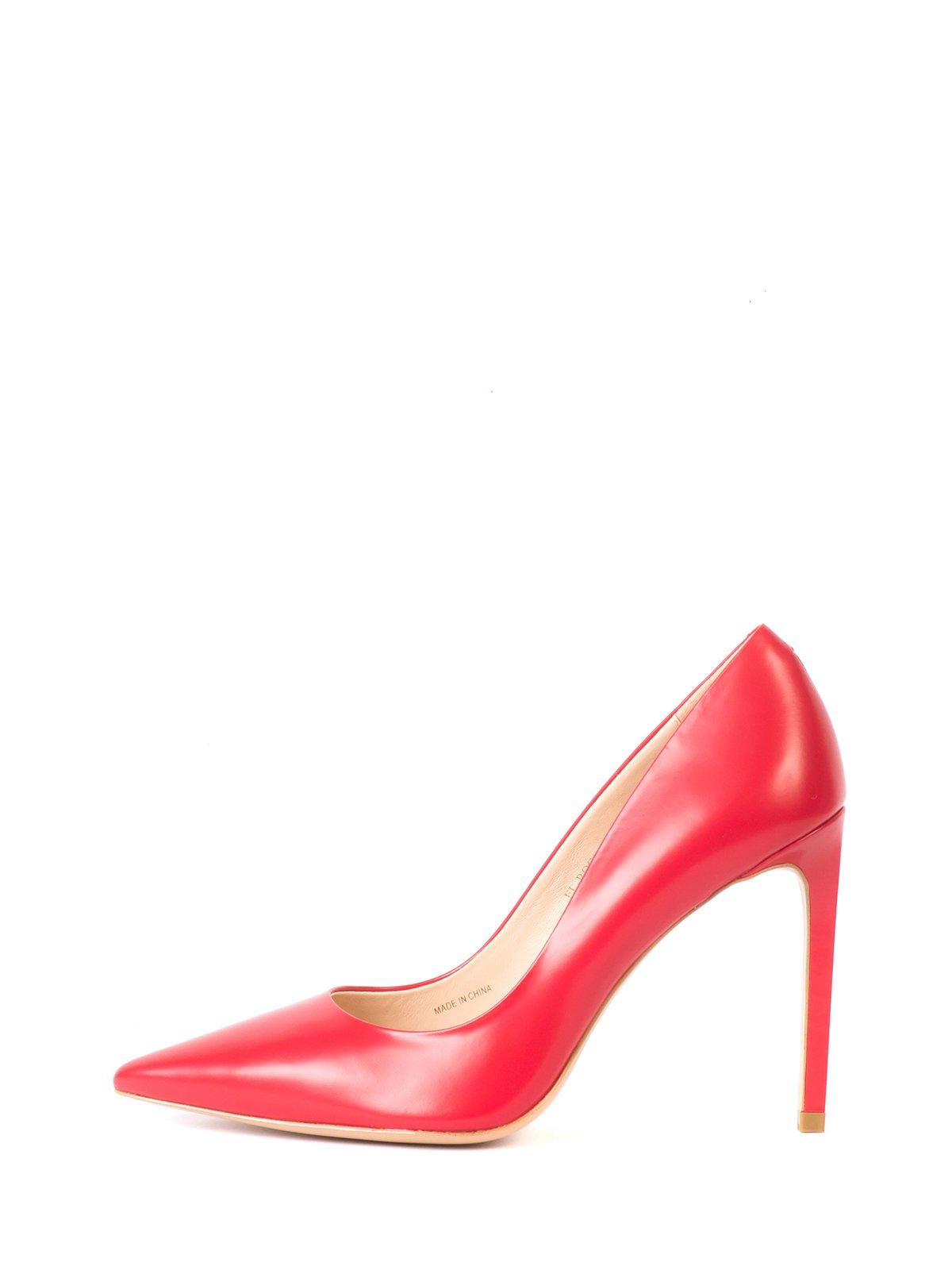 Туфли красные | 3691600