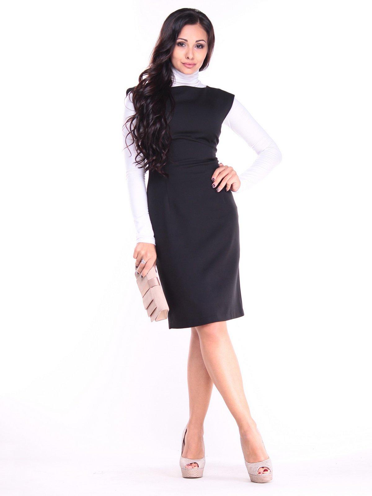 Платье черное | 3692802