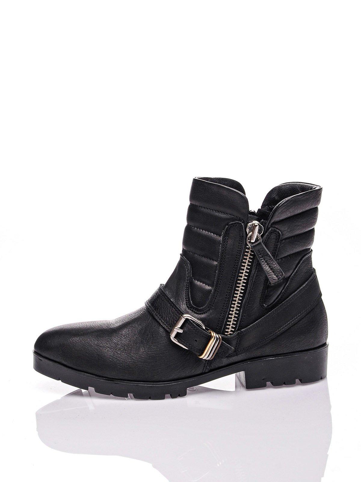 Ботинки черные | 3689827