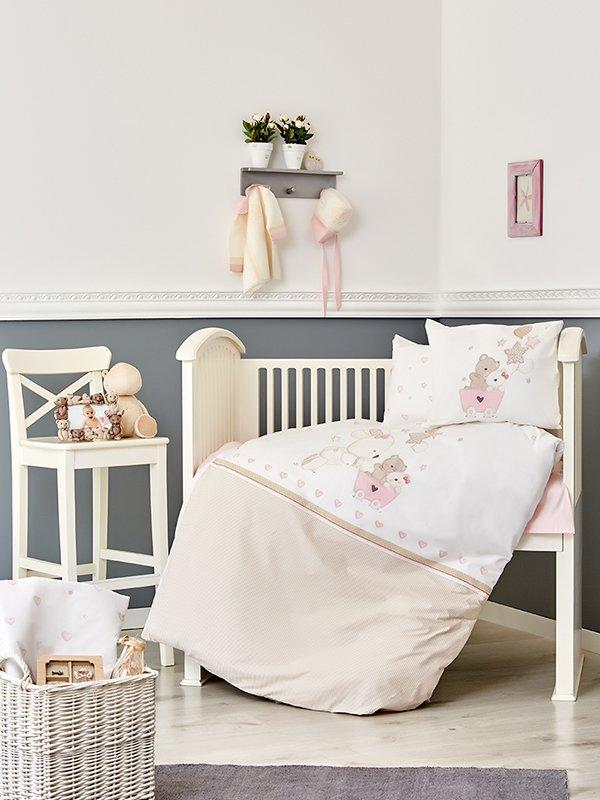 Комплект постільної білизни для немовлят   3697779