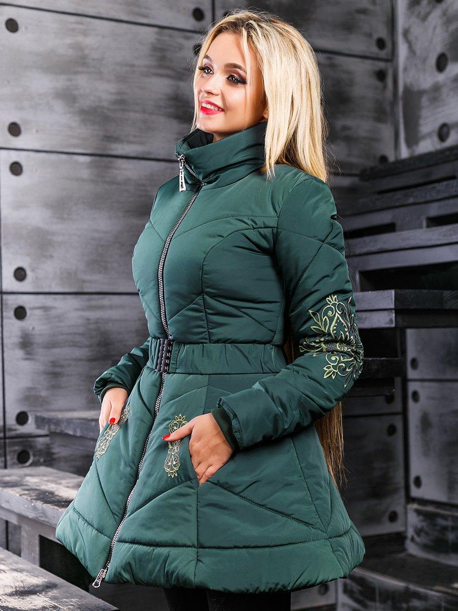 Куртка зелена | 3664353 | фото 4