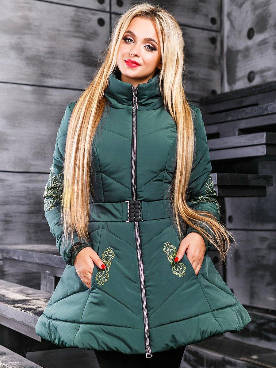 Куртка зелена | 3664353 | фото 5