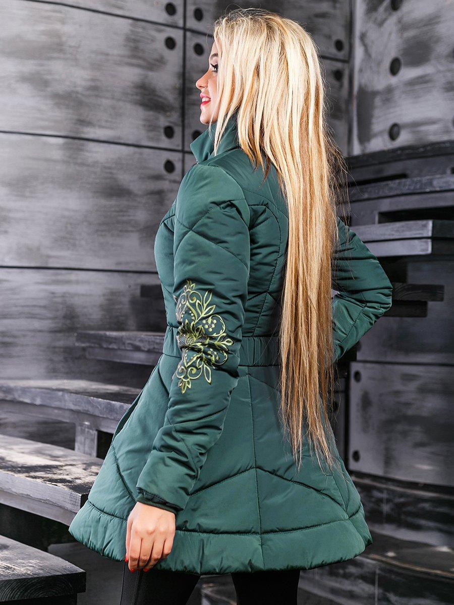 Куртка зелена | 3664353 | фото 6
