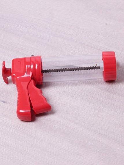 Шприц-прес кондитерський з пластику (21 насадка в комплекті) | 3699889