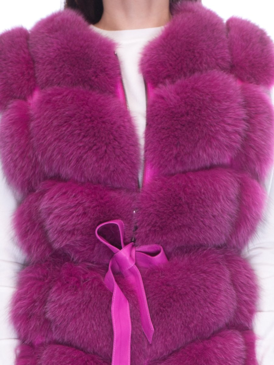 Жилет рожевий | 3699759 | фото 3