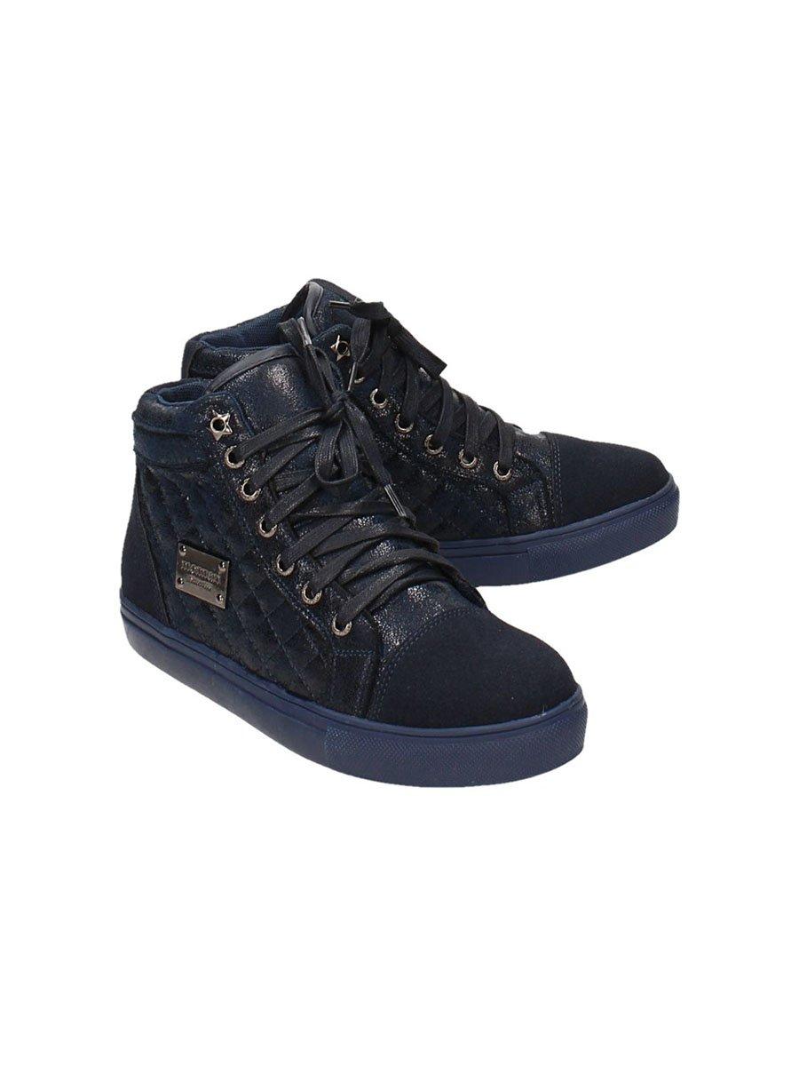 Черевики темно-сині | 3703189