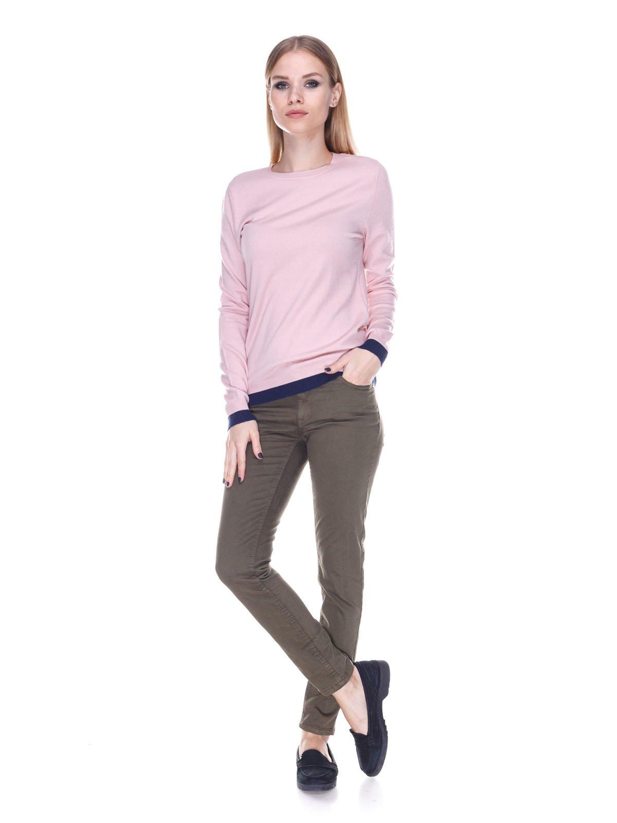 Штани кольору хакі | 3602576