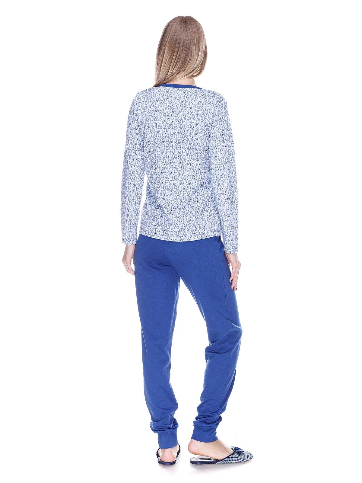 Пижама: лонгслив и брюки | 3701747 | фото 2