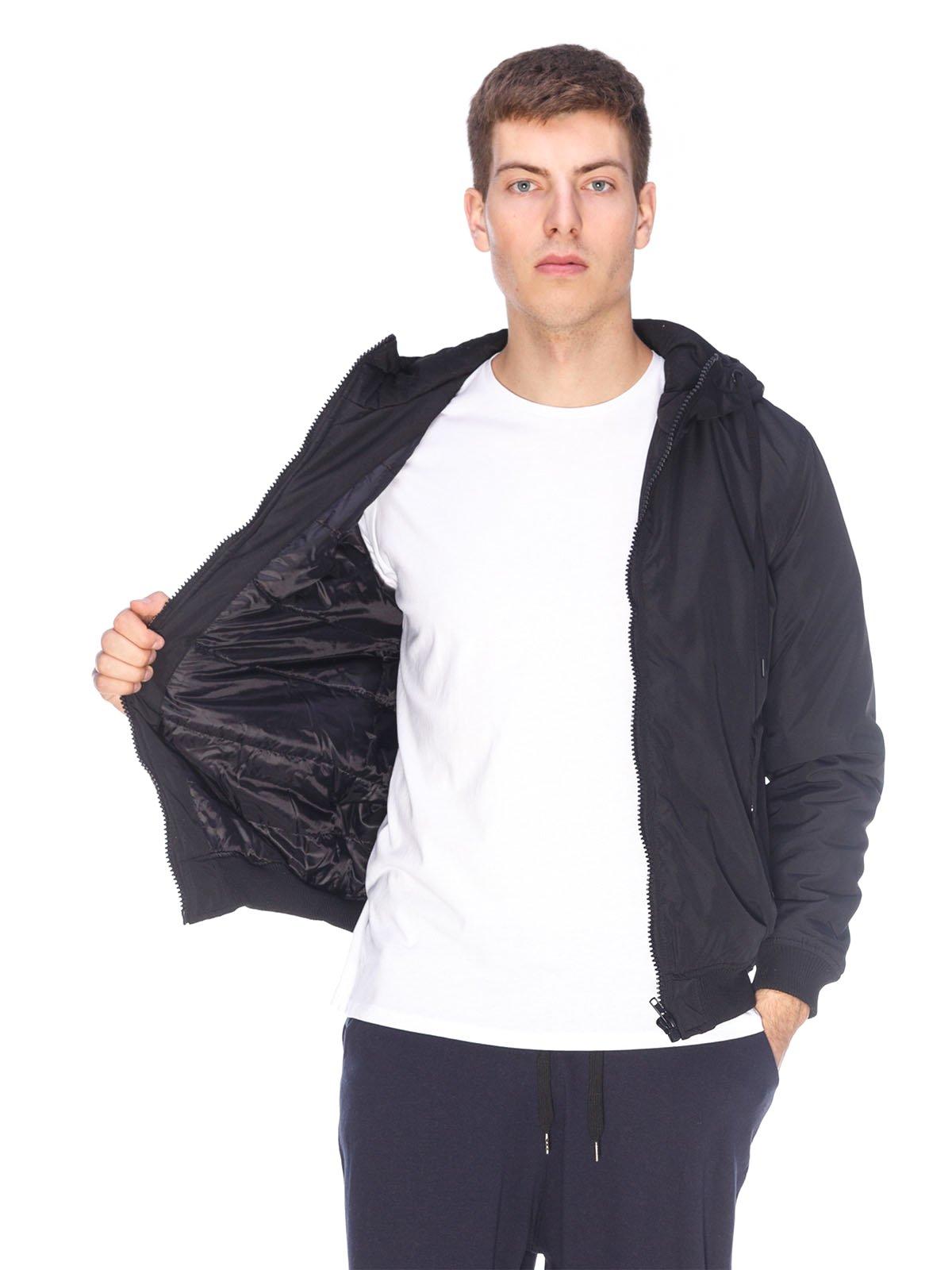 Куртка черная | 3602551 | фото 5