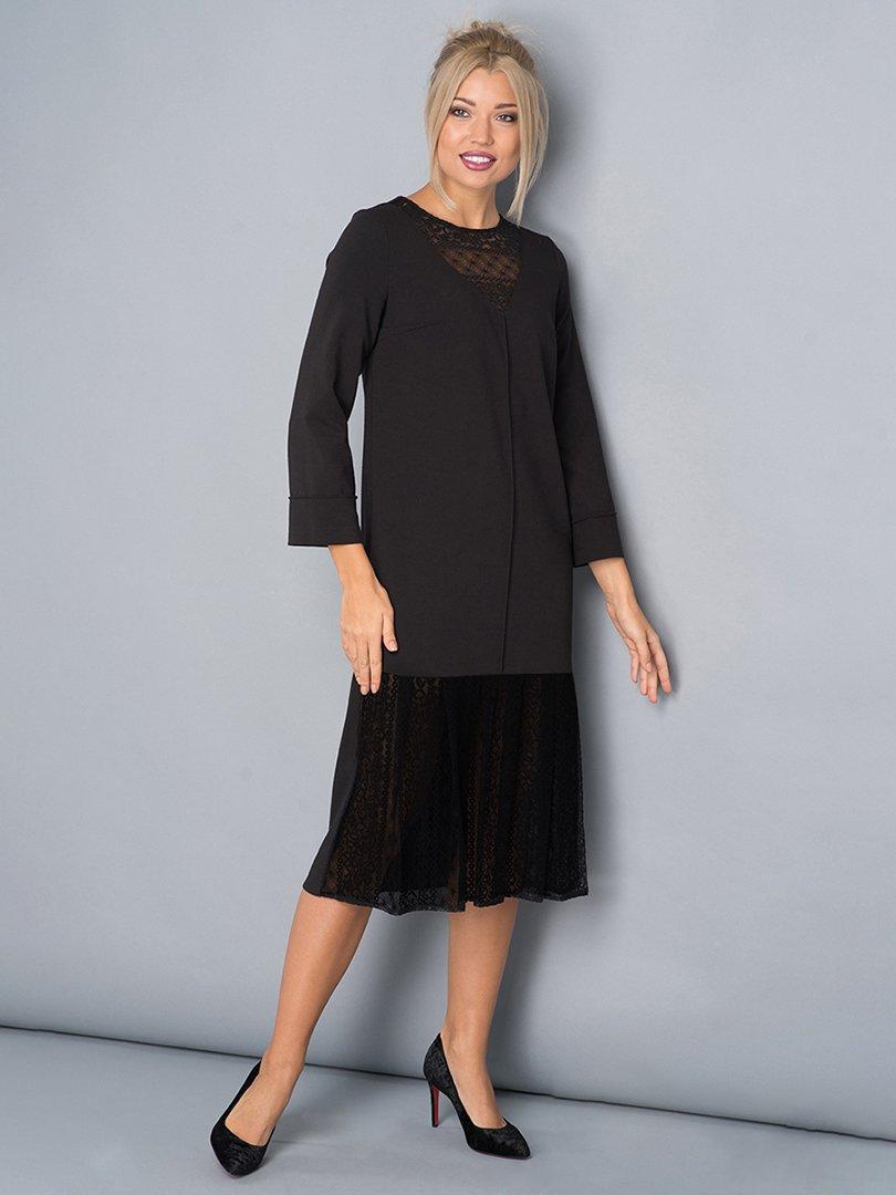 Платье черное | 3703376