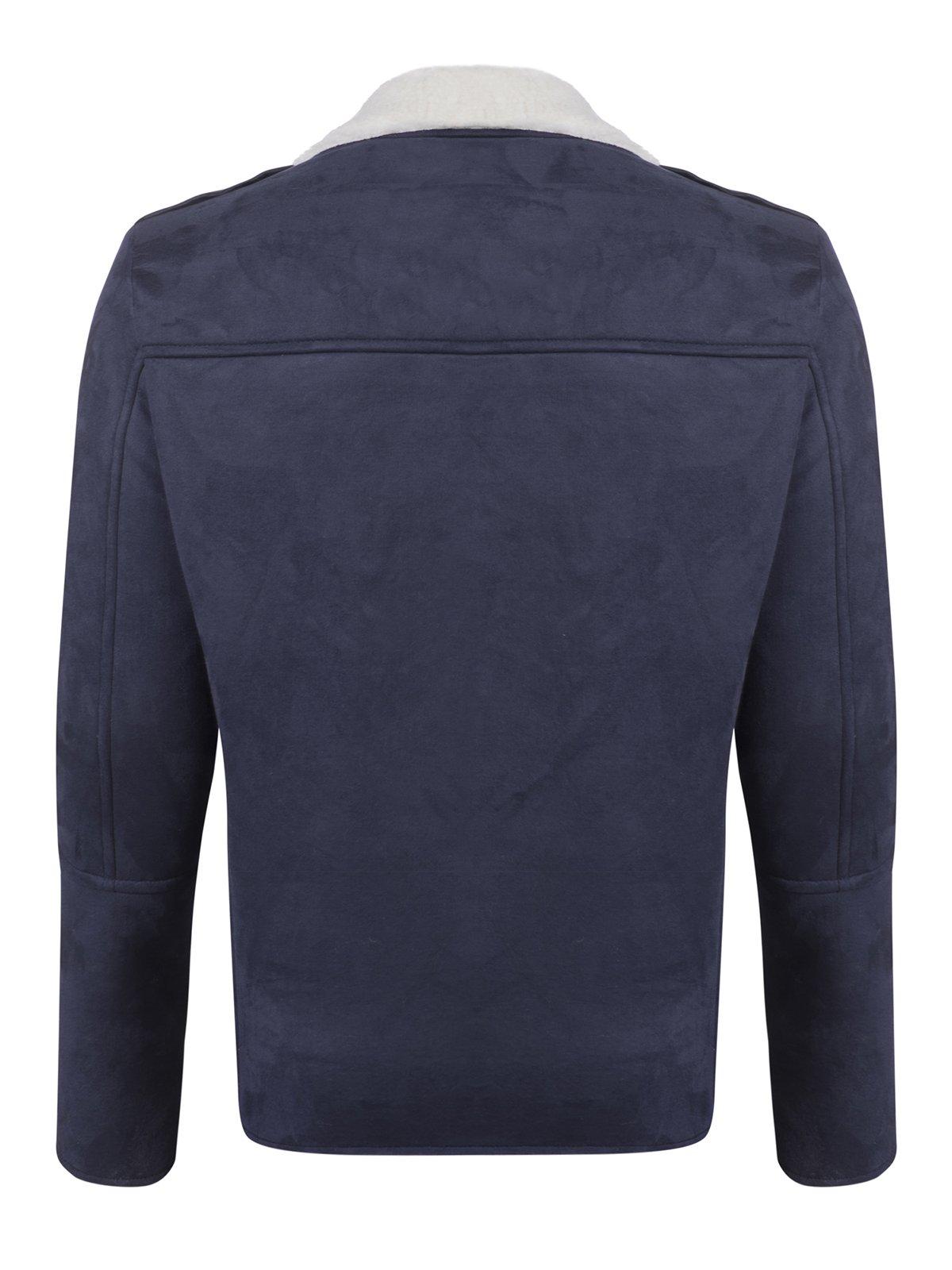 Куртка темно-синяя | 3594269 | фото 4