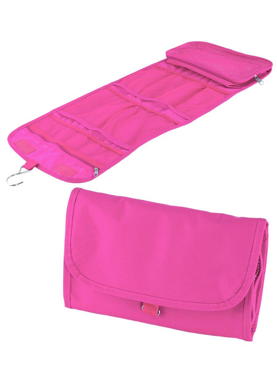 Складана косметичка рожева | 3016609 | фото 3