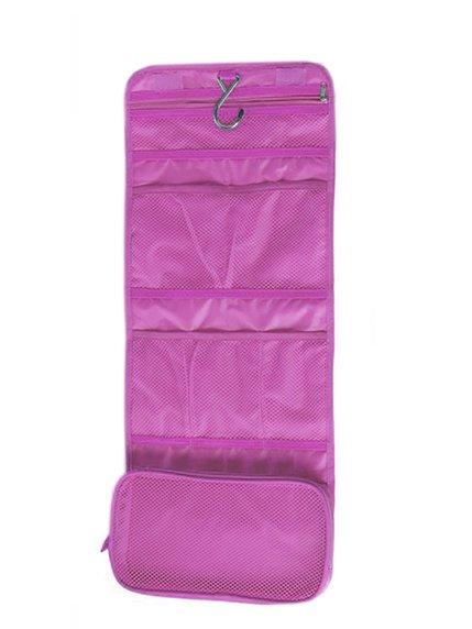 Складана косметичка рожева | 3016609 | фото 4