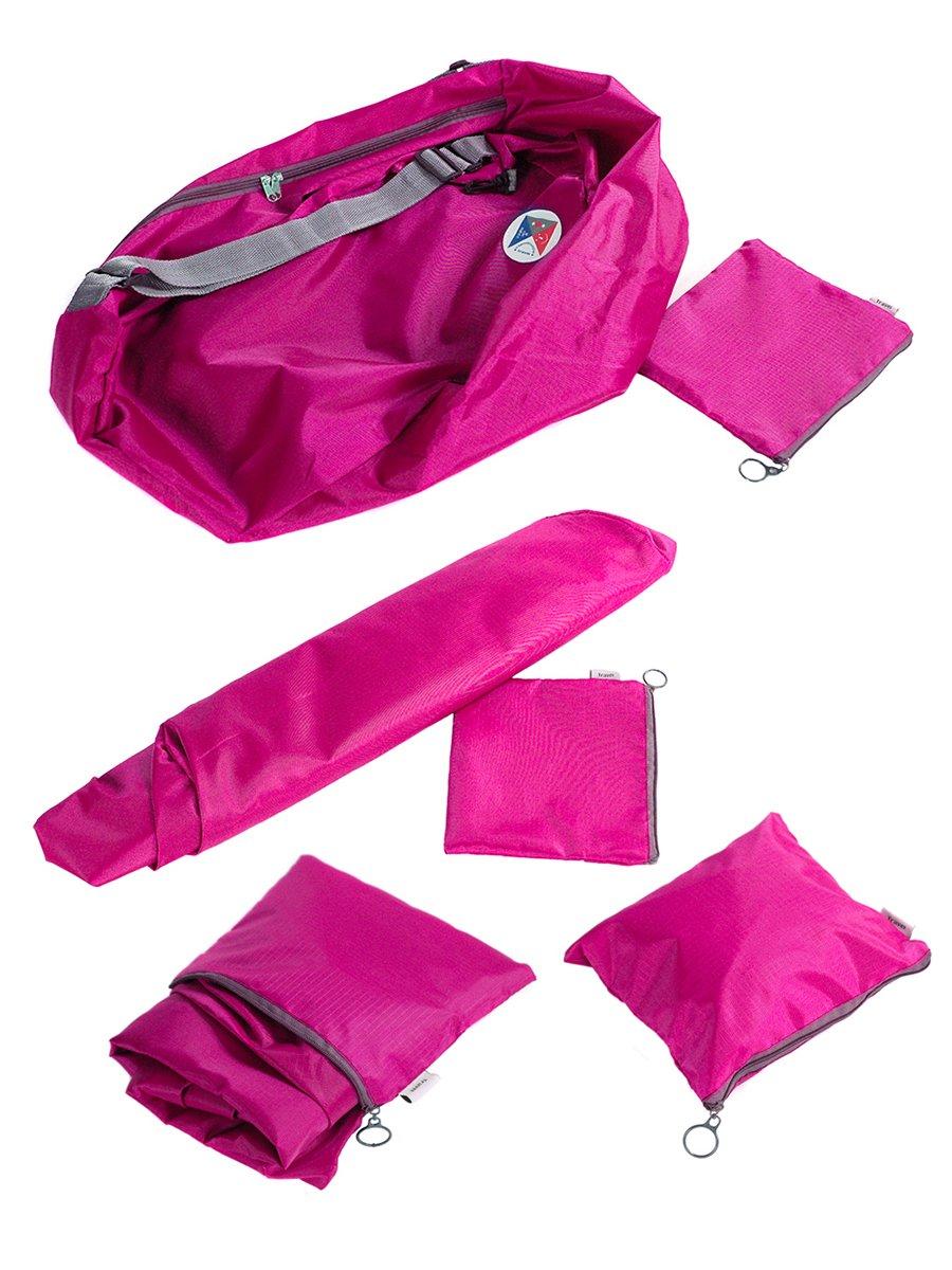 Сумка-рюкзак рожева | 3016626 | фото 7