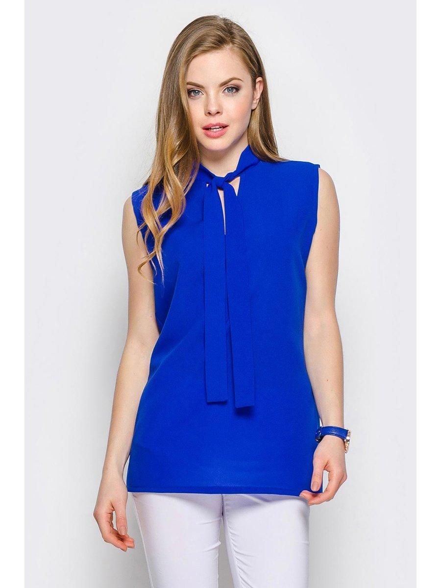 Блуза синяя | 3638322