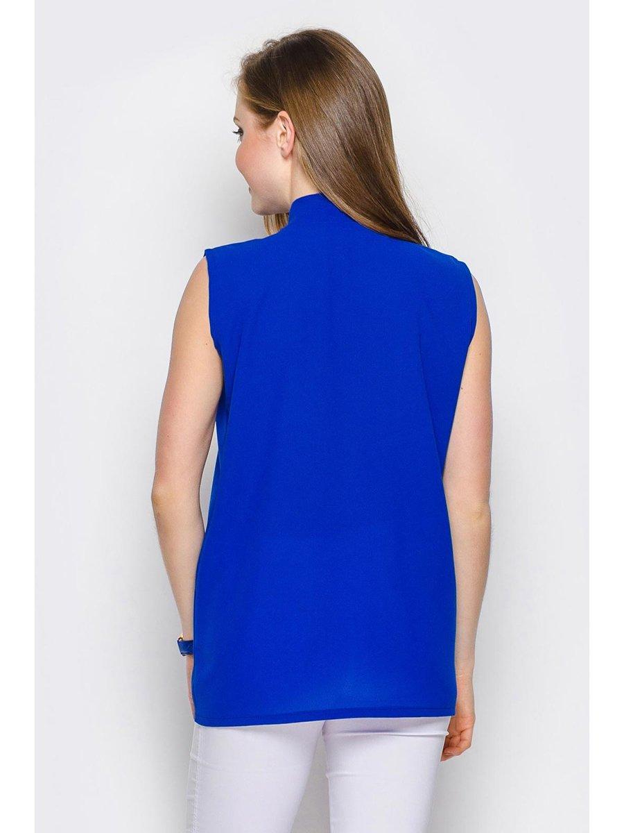 Блуза синяя | 3638322 | фото 2