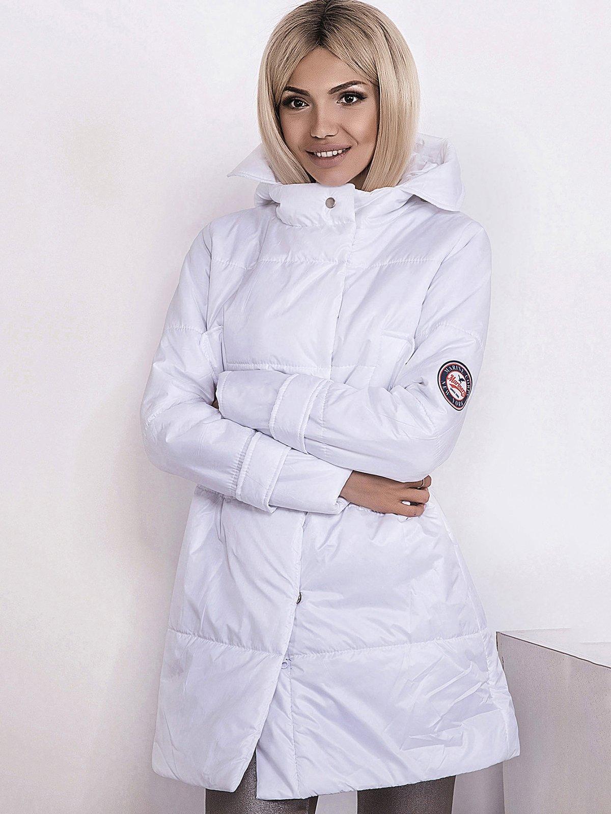 Куртка белая   3709430