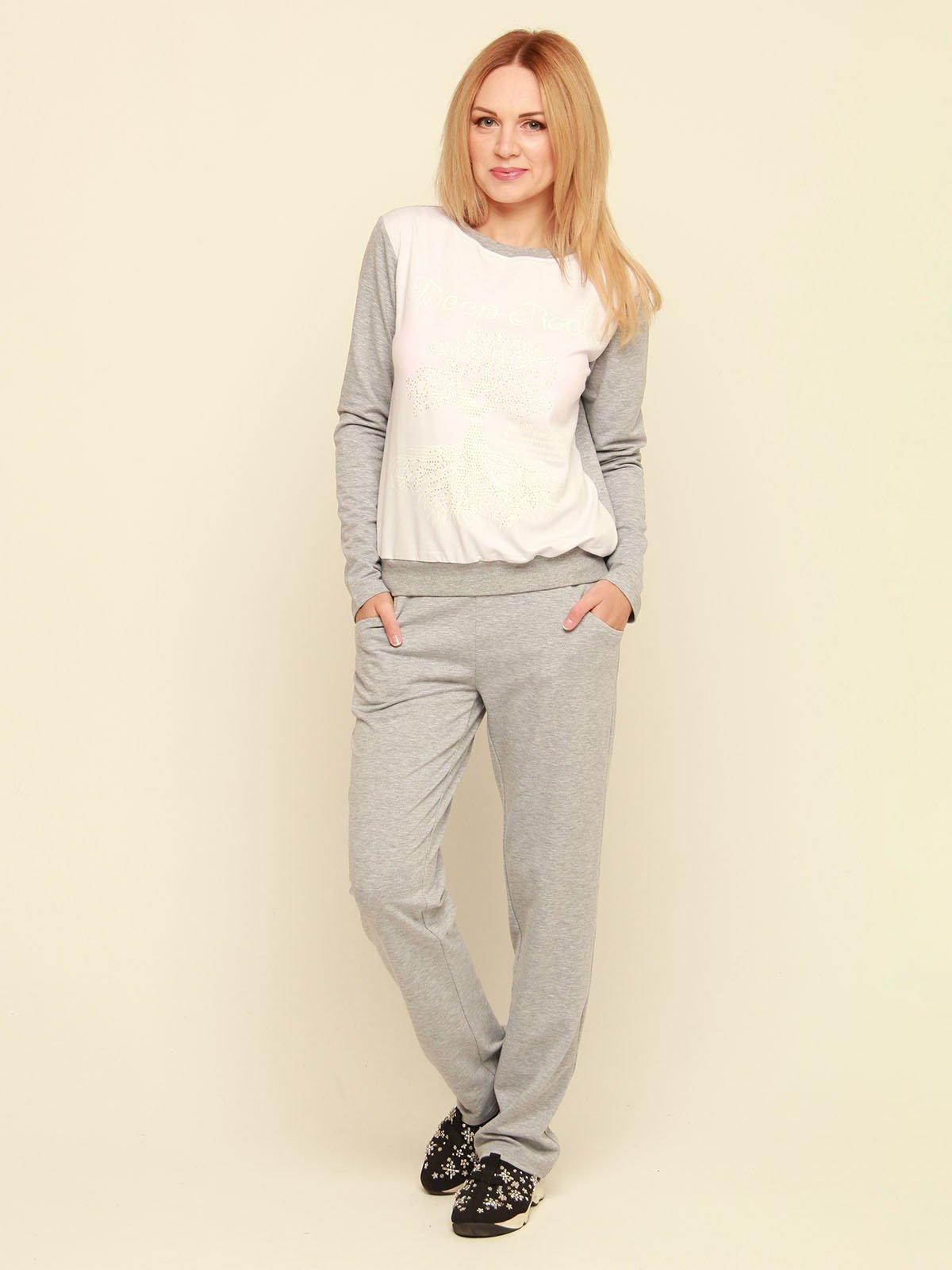 Костюм: джемпер і штани | 3710808