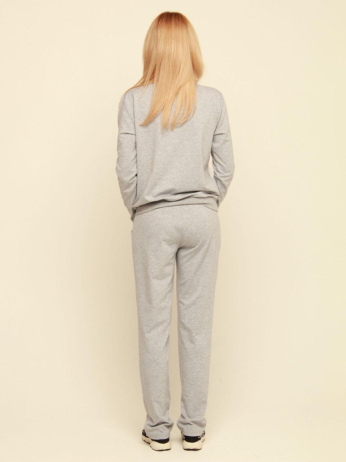 Костюм: джемпер і штани | 3710808 | фото 2