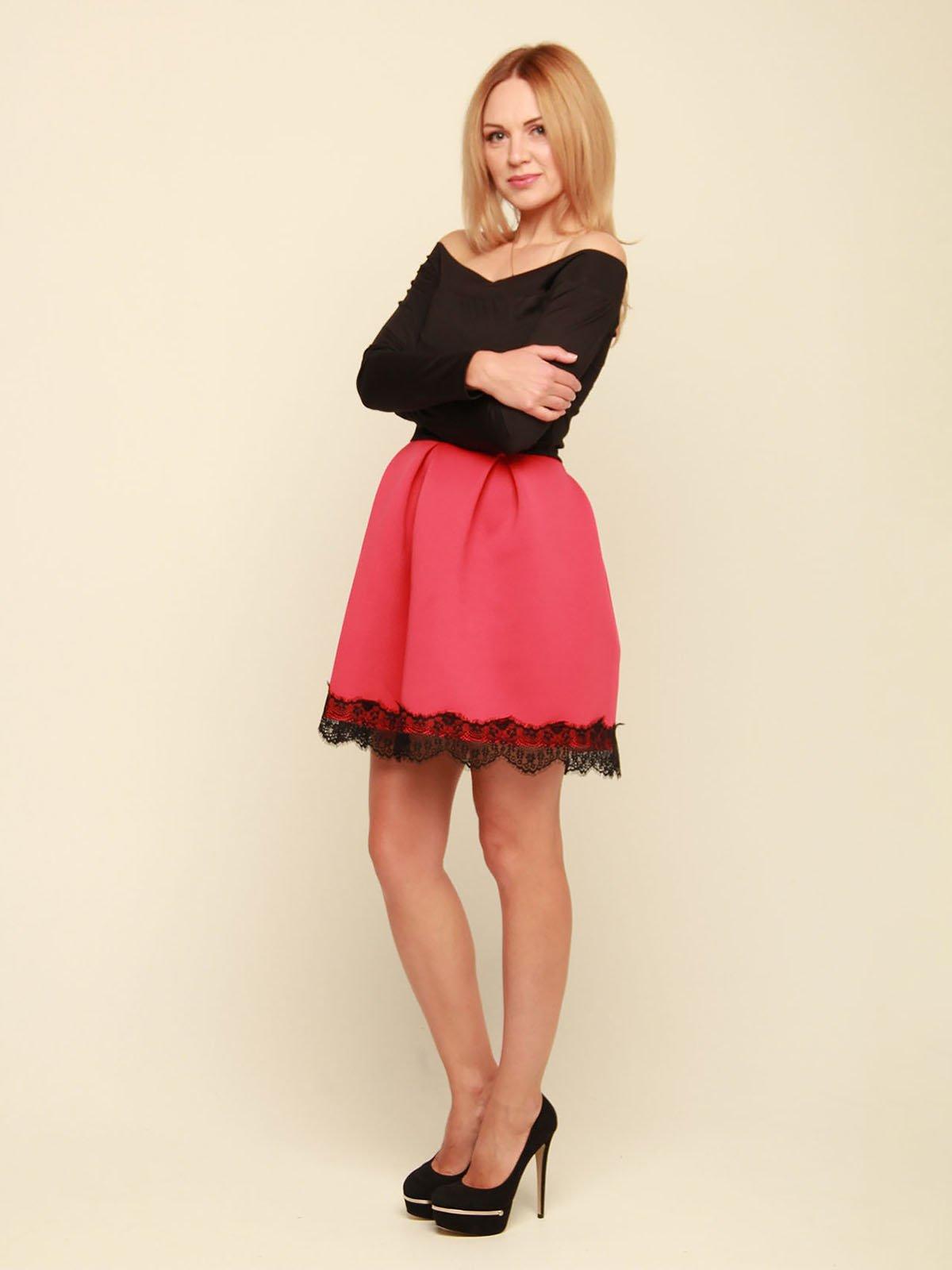 Платье двухцветное | 3710829 | фото 3