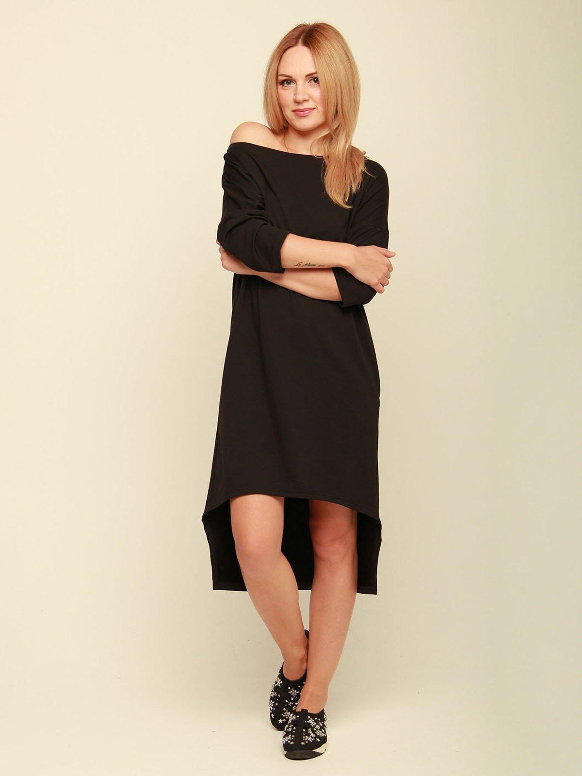 Сукня чорна | 3710844