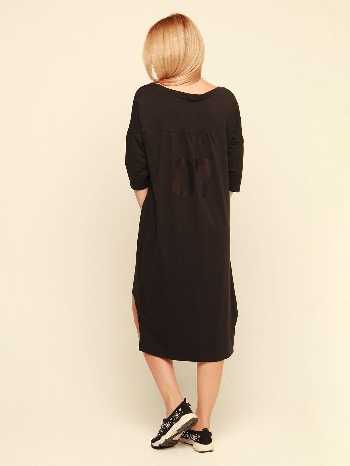 Сукня чорна | 3710844 | фото 2